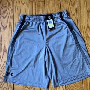 Under Armour Shorts (grey, size medium)